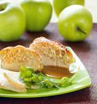 Hühnerbrust mit Apfel-Topfenfülle