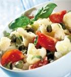 Karfiol-Salat mit Kapern