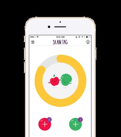 5xAmTag Erinnerungs App